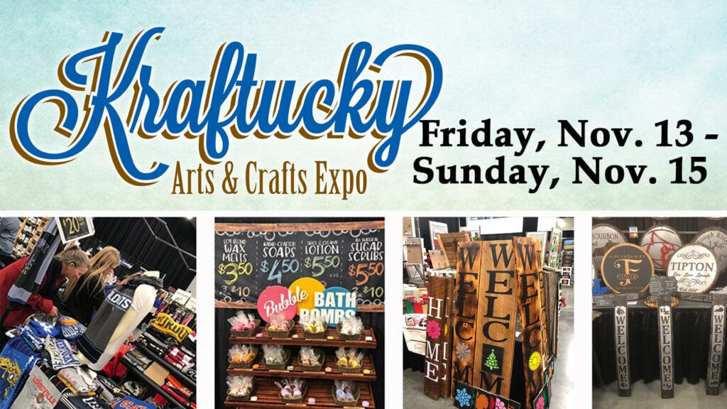 2020 Kraftucky Arts And Crafts Expo Owensboro Convention Center