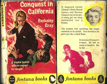 Conquest in California picture