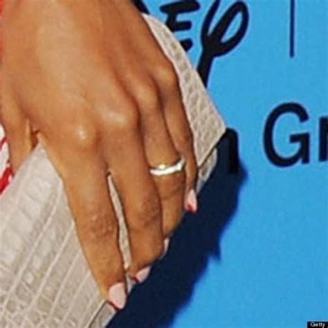 Kerry Washington Debuts Wedding Ring   Weddbook