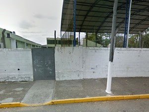 Escola Marcondes em Guaratinguetá (Foto: Reprodução/Google Street View)