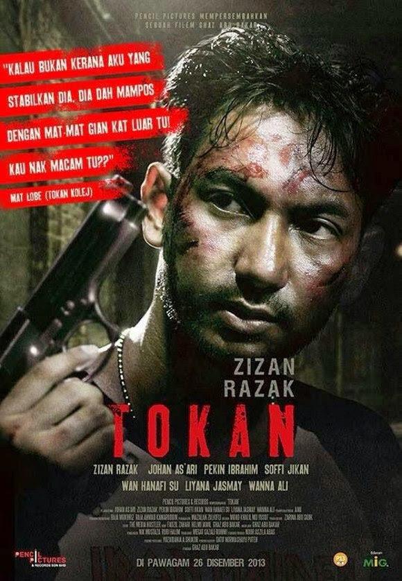 Poster filem Tokan