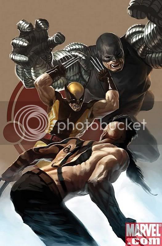 Wolverine Origens 15