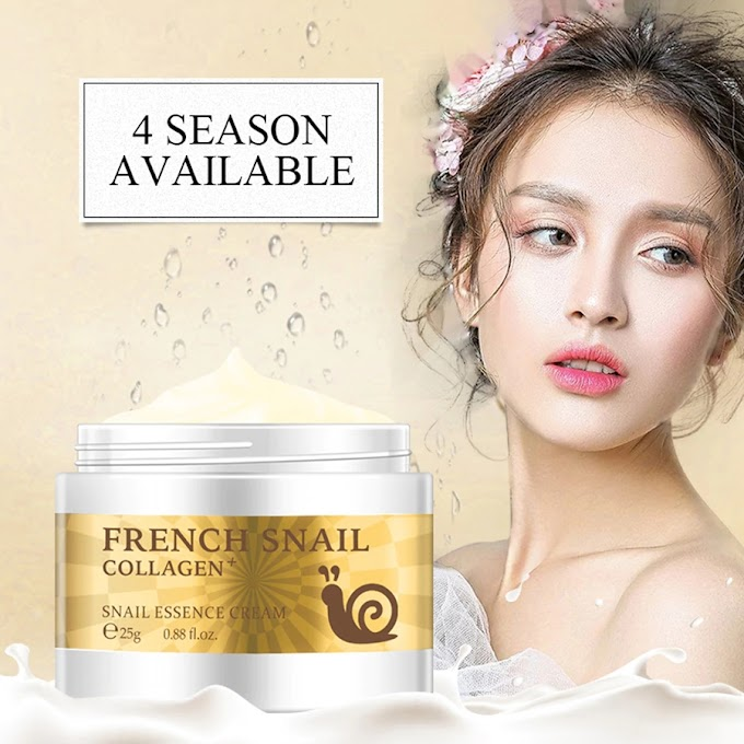 Facial Cream For Anti Wrinkle Anti Aging Skin Care Snail Moist Nourishing Imported Raw Materials Firming Snail