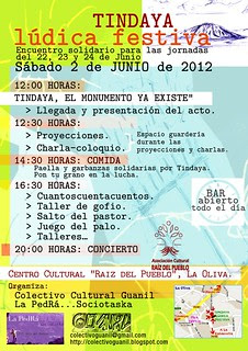 Tindaya lúdico festiva 2 junio 2012