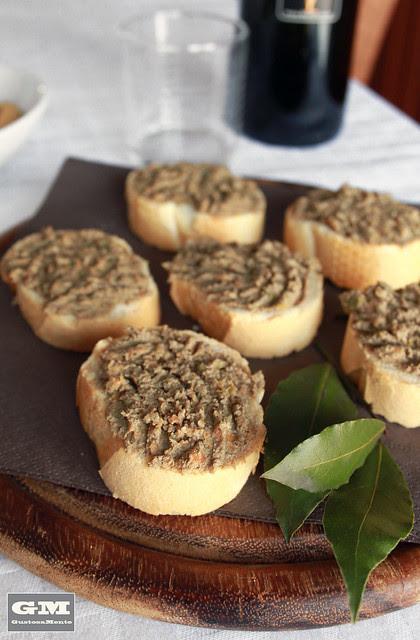 Crostini dei butteri