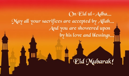 Eid al adha 2017 Wishes, Messages, SMS, Images, Quotes and