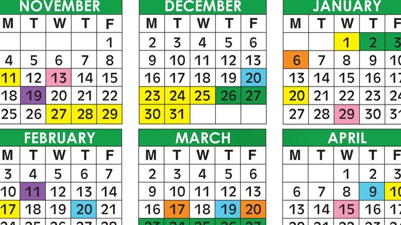 Broward College Calendar 2022.Academic Calendar Broward College Spring 2021 Calendar