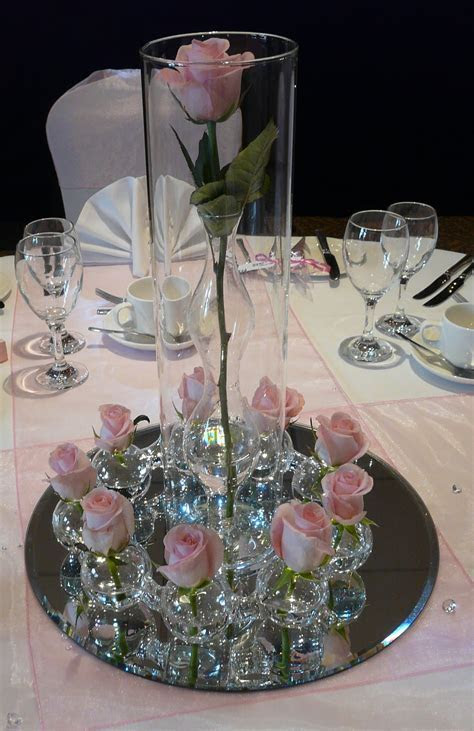 Wedding Centrepieces   Romantic Decoration