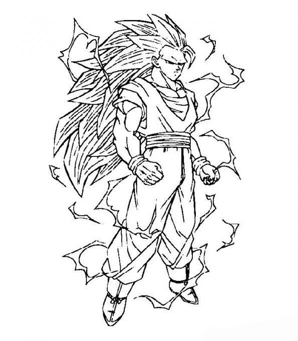 Sangoku Super Sayen 3