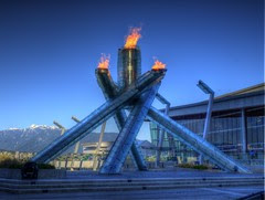 Vancouver's Olympic Flame