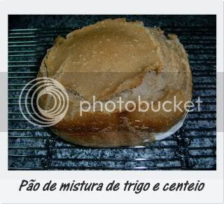 Pão de mistura de trigo e centeio 1