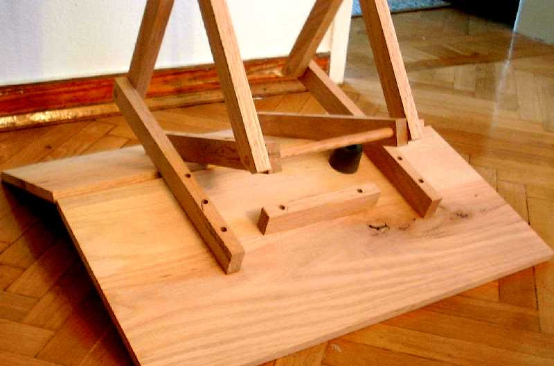 Woodworking Folding Table Legs Ofwoodworking - How To Make A Foldable Table Out Of Wood