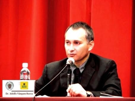 ADOLFO VÁSQUEZ ROCCA  ¿Quién es el Profesor Dr. Adolfo Vásquez Rocca? | ADOLFO VÁSQUEZ ROCCA | Scoop.it