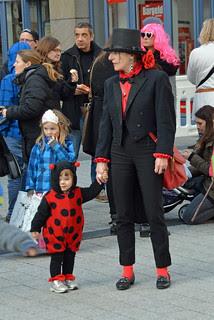 Fastnacht costumes