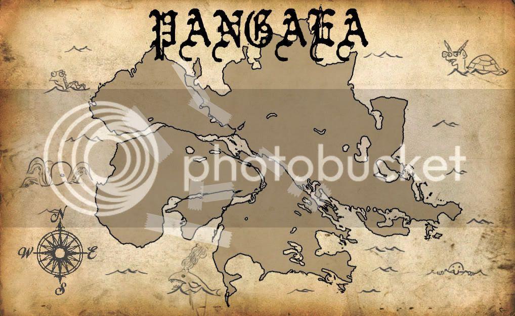Risultati immagini per pangea map