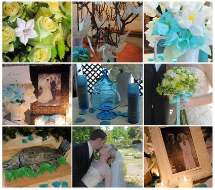 Anne Burton shares a wealth of wonderful ideas for a handmade wedding on the