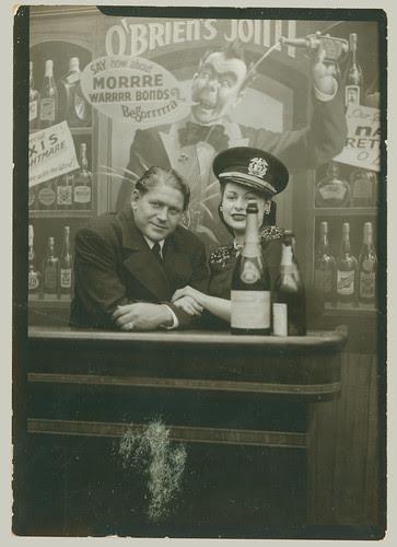 Novelty photobooth.