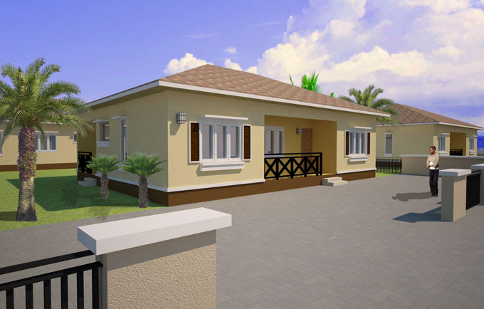 Interior Matters BUILDING A LOW COST HOUSE IN NIGERIA