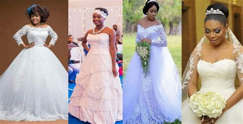 Kenyan Wedding Gowns For Hire