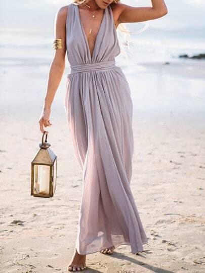 http://www.shein.com/Light-Purple-Deep-V-Neck-Maxi-Dress-p-210263-cat-1727.html?aff_id=1285