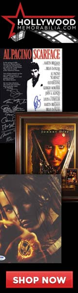 Shop for Thousands of 100% Authentic Movie Collectibles at HollywoodMemorabilia.com