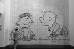 Charles Schulz Museum - Tile Mural