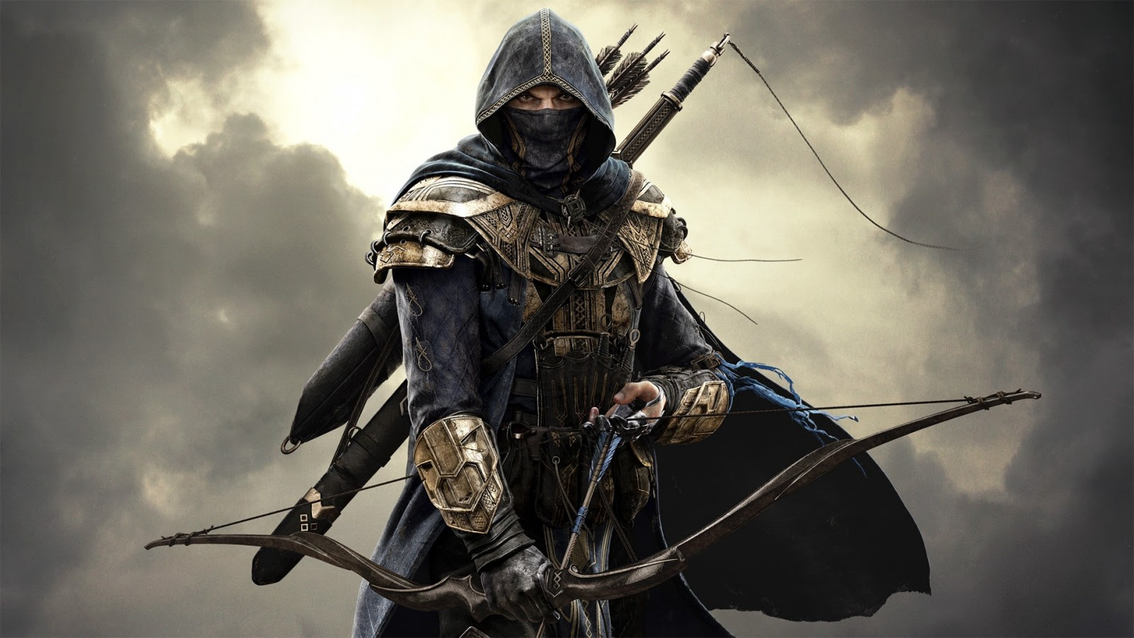 The Elder Scrolls Online Hd Wallpaper 1600x900 Hd Wallpaper