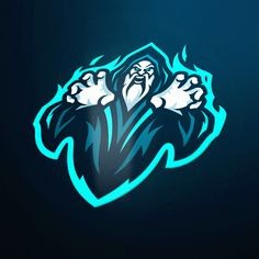Gambar Logo Kepala Arctic Blue Ff Gambar Squad Ff Polos Gambar Ff