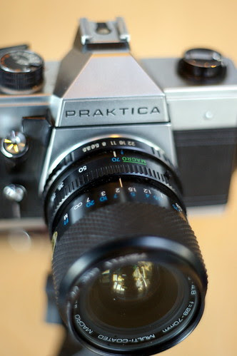 Picture of Prakticar 28-70 f/3.5-4.8
