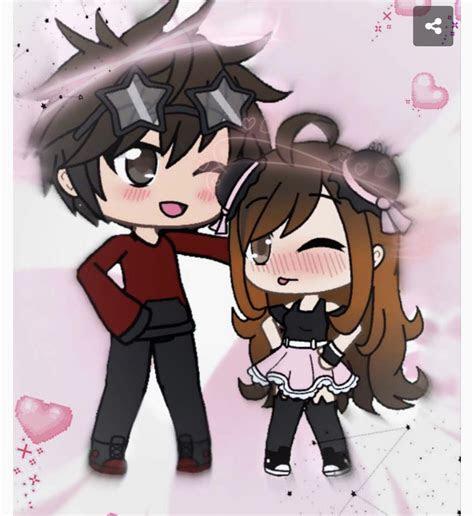 pin  artzydrawingz  gacha   cute anime chibi