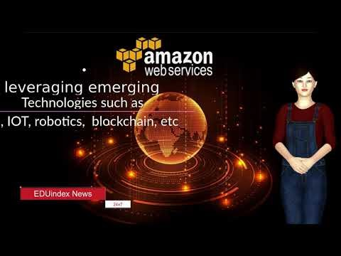 First Amazon Web Services Cloud Innovation Center in India to Spur Innov...