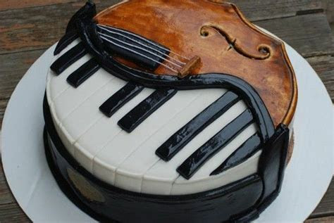 40 Tasty Music Cakes For Real Music Lovers ? Fresh Design