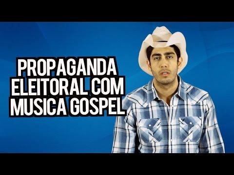 Propaganda Eleitoral com Música Gospel - DESCONFINADOS