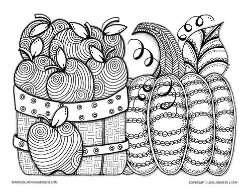 40 Thanksgiving Coloring Pages Pdf Pictures