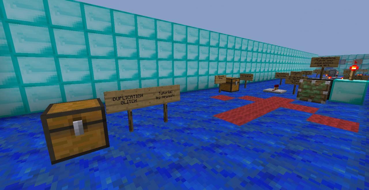 Minecraft Survival Duplication Glitch - Kebaya Solo d