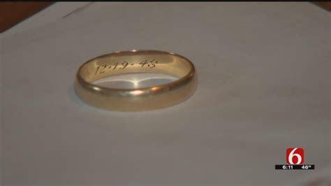 Lori Fullbright Seeks Owner Of 1948 Wedding Ring Found At