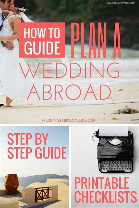 How to Get Married Abroad   Easy Step by Step Guide