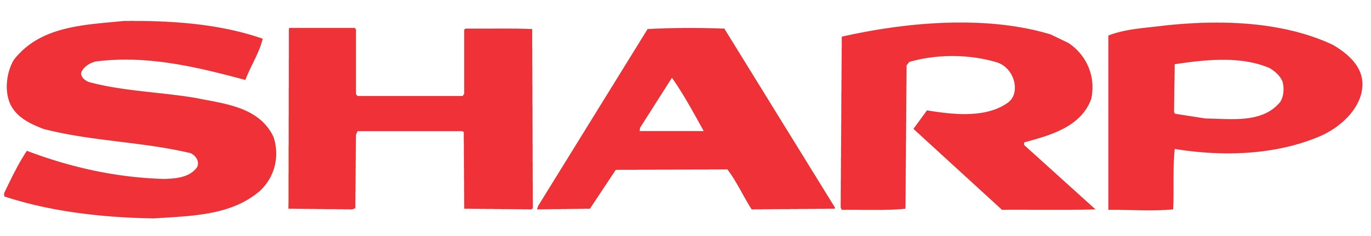 ผลการค้นหารูปภาพสำหรับ Sharp logo