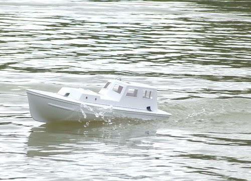 Pilot Boat Test