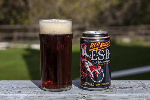 Review: Red Racer ESB (Central City Brewing) by Cody La Bière
