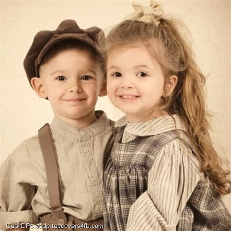 Cute Baby Couple Images With Quotes