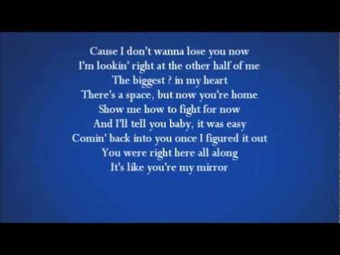 All comments on Justin Timberlake - Mirrors (Lyrics On Screen