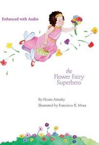 The Flower Fairy Superhero