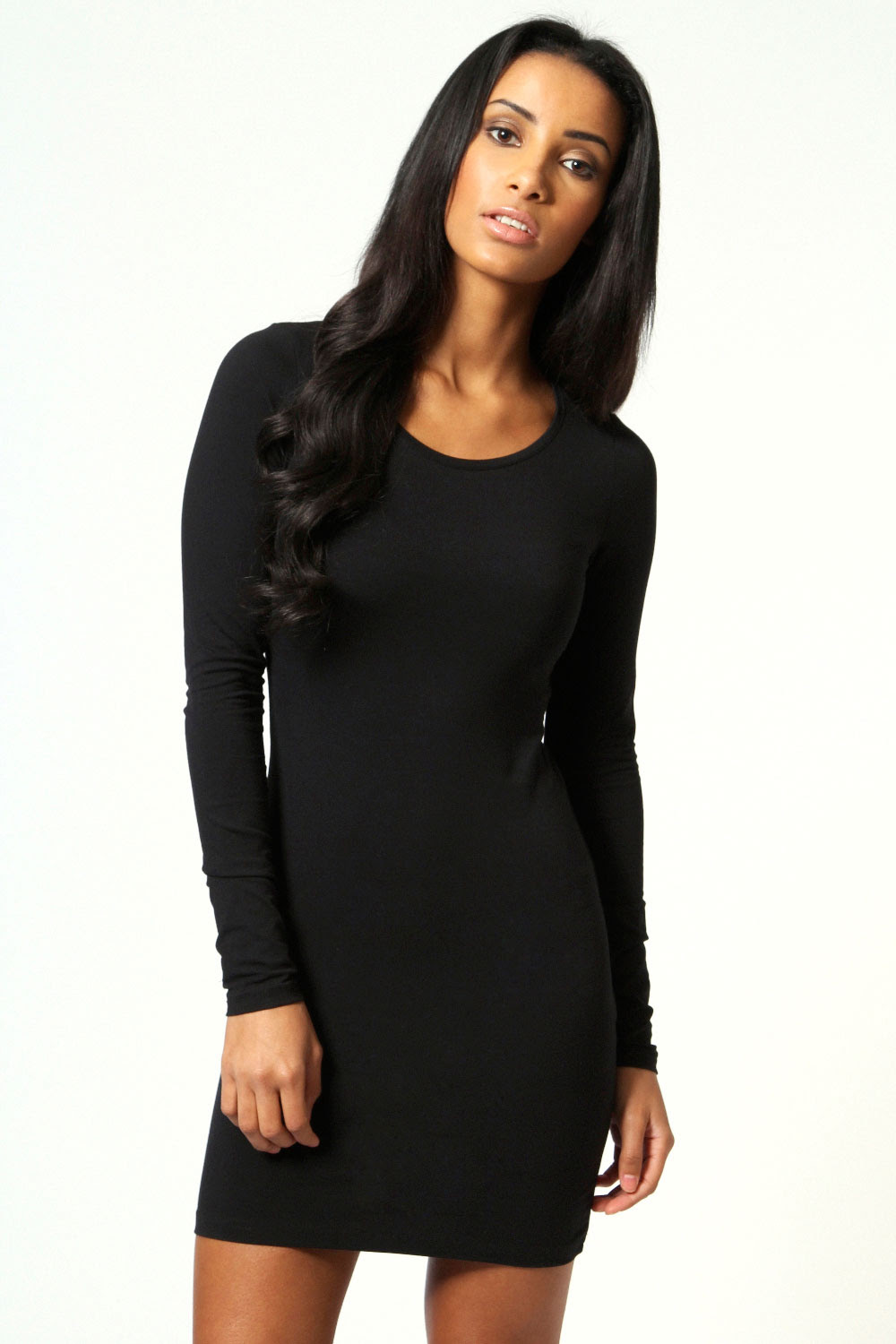 Online shopping sleeve with bodycon black chocker long dress catalogs plus size