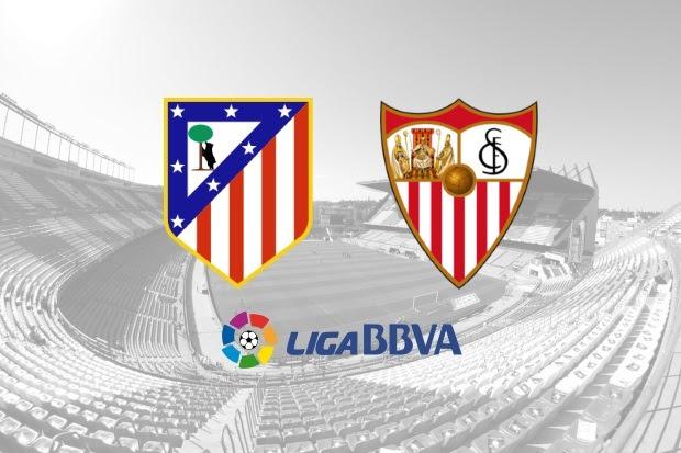 Image result for Atletico Madrid vs Sevilla