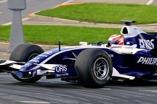 Bavaria Moscow City Racing 2009