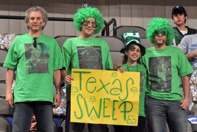 Texas Sweep