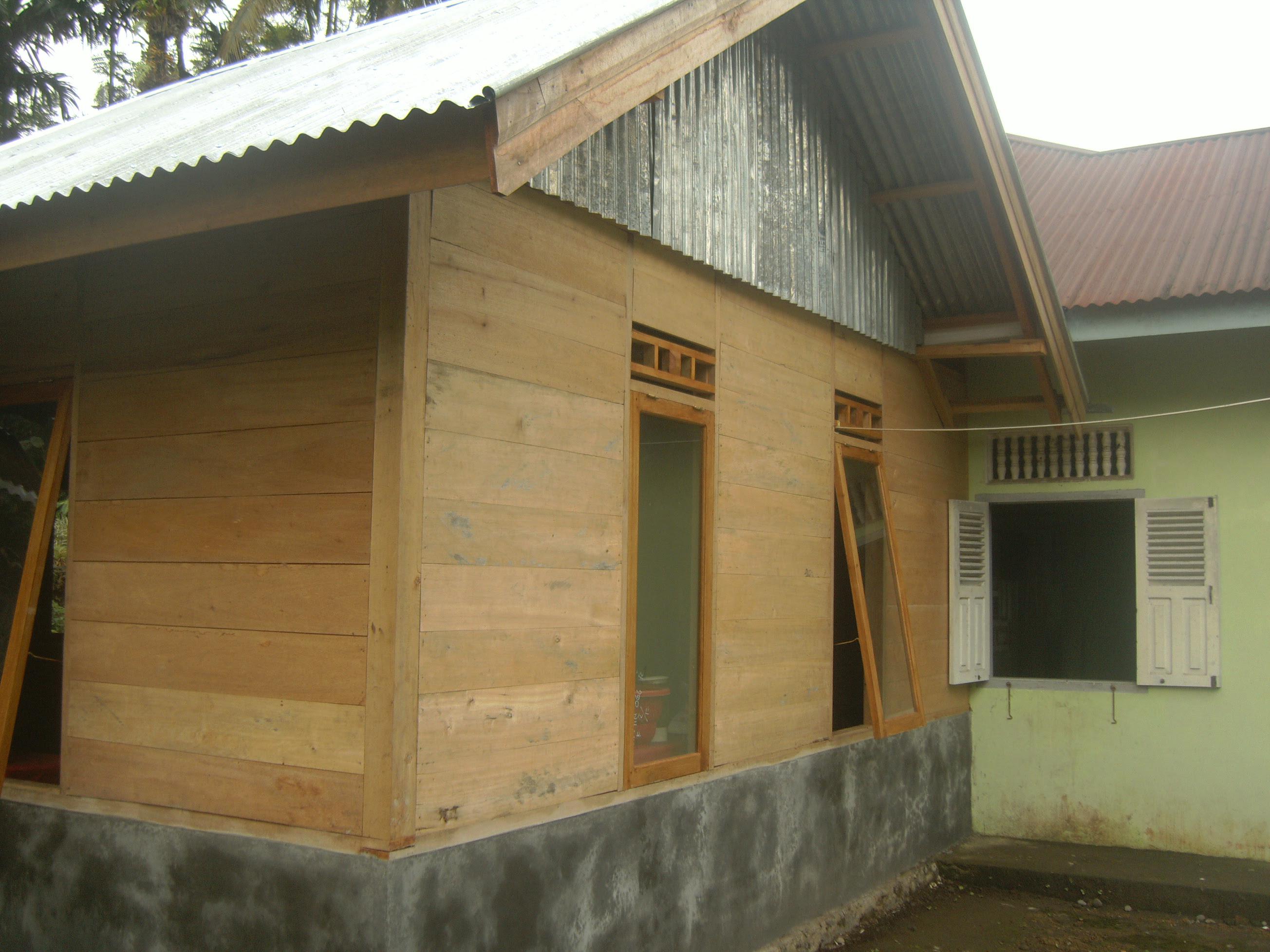 Memasyarakatkan Rumah  Aman Gempa di Indonesia Etalase