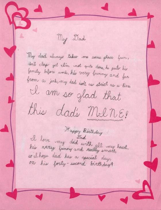 happy birthday poems kids
