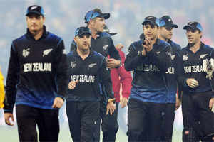 World Cup 2015: New Zealand beat West Indies to set up semifinal clash with South Africa